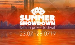 Тапио Вихикас лидирует в топ-23 на Tallinn Summer Showdown