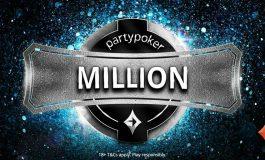В воскресенье ожидайте конец ивента PartyPoker Million