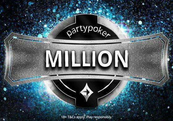 Онлайн-серия Partypoker Millions будет проходить с 1 по 10 декабря