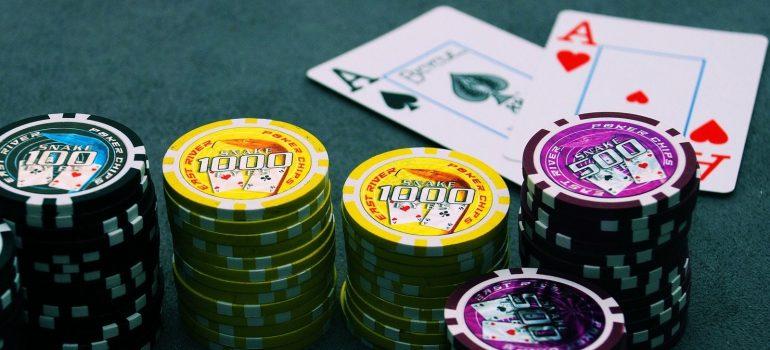 EV в турнирном покере
