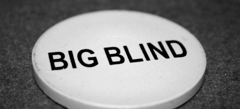 Что такое слепая ставка в покере