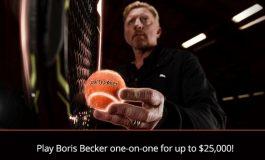 Борис Беккер стал официальным лицом PartyPoker