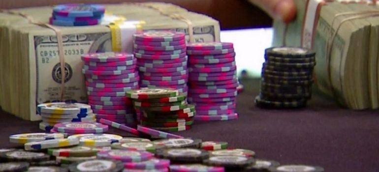 Кэш покер «Большая игра»