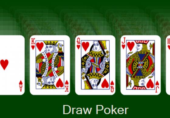 Правила игры в Дро-покер