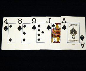 Старшинство Флешей в покере