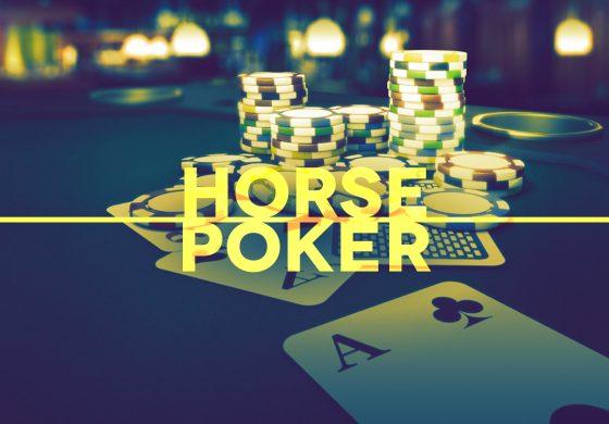 Правила игры в Horse покер