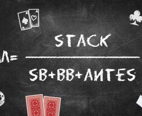 Число М в покере
