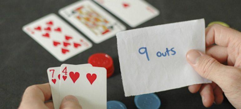 Как считать ауты в покере — таблица для новичков