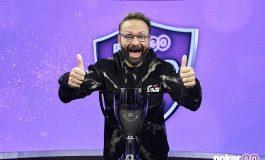 Даниэль Негреану назван лучшим игроком серии PokerGO Cu