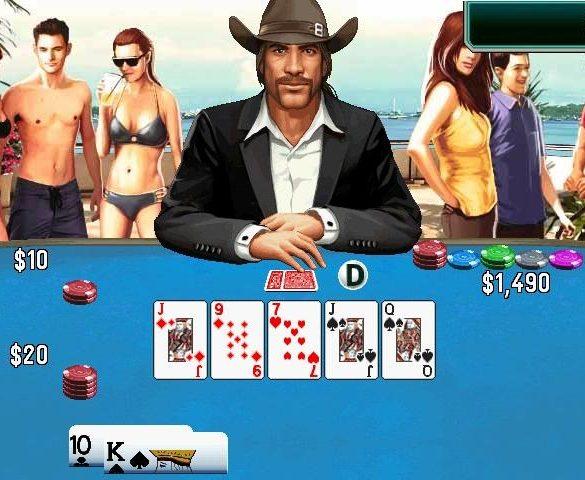 Лучший Техас покер для Андроида