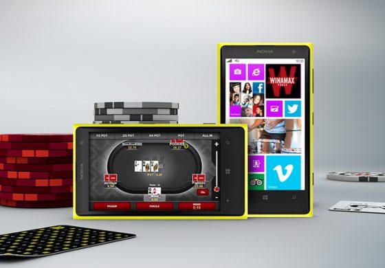 Покер на деньги на Windows Phone